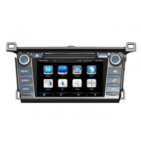 Wholesale Toyota RAV4 2013~2014 - Car Radio TV DVD GPS NAVI Audio & Video System