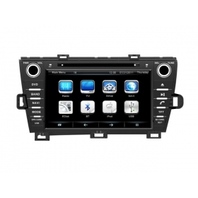 Wholesale Toyota Prius (R.H.D) 2009~2013 - Car Radio TV DVD GPS NAVI Audio & Video System