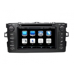 Wholesale Toyota Corolla Hatchback 2007~2012 - Car Radio TV DVD GPS NAVI Audio & Video System
