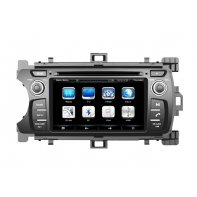 Wholesale Toyota Yaris 2012~2013  - Car Radio TV DVD GPS NAVI Audio & Video System