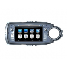 Wholesale Toyota Yaris (R.H.D) 2012~2013 - Car Radio TV DVD GPS NAVI Audio & Video System