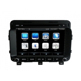 Wholesale KIA K5 2013~2014 - Car Radio TV DVD GPS NAVI Audio & Video System