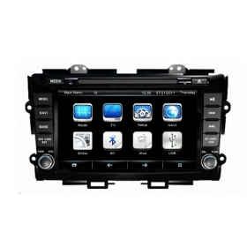 Wholesale Honda Crider 2012~2014 - Car Radio TV DVD GPS NAVI Audio & Video System