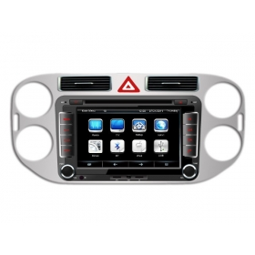 Wholesale VW Tiguan 2013~2014 - Car Radio TV DVD GPS NAVI Audio & Video System