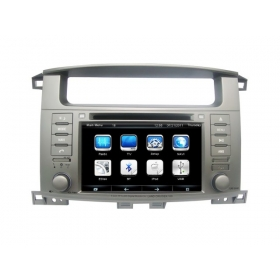 Wholesale Lexus LX 470 2002~2008 - Car Radio TV DVD GPS NAVI Audio & Video System
