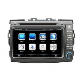 Wholesale Toyota Previa 2006~2013 - Car Radio TV DVD GPS NAVI Audio & Video System