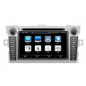 Wholesale Toyota Verso 2009~2013 - Car Radio TV DVD GPS NAVI Audio & Video System