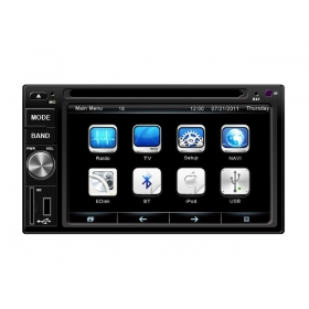 Wholesale Hyundai Matrix 2004~2010 - Car Radio TV DVD GPS NAVI Audio & Video System