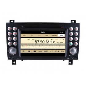 Wholesale Mercedes Benz SLK-Class W171 2004~2011 - Car Stereo DVD GPS Navigation 1080P HD Screen System