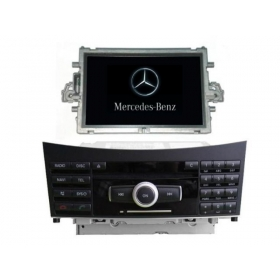 Wholesale Mercedes Benz CLK-Class C207 A207 2010~2013 - Car Stereo Radio (DVD) GPS Navigation 1080P HD Screen System