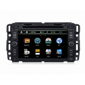 Wholesale Hummer H2 2009~2011 - Car Radio DVD Player GPS Navigation Advanced A5 System