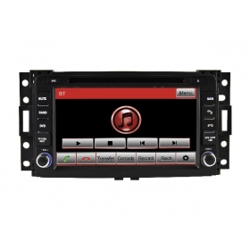 Wholesale Chevrolet Corvette 2005~2006 - Car Stereo DVD GPS Navigation 1080P HD Screen System
