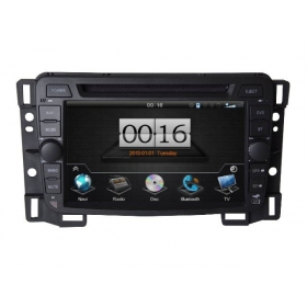 Wholesale Chevrolet Sail 2010~2013 - Car Radio DVD Player GPS Navigation Advanced A5 System