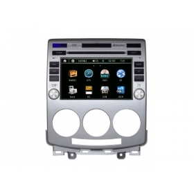 Wholesale Mazda 5 2005~2010 - Car Radio DVD Player GPS Navigation Advanced A5 System