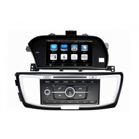 Wholesale Honda Accord 2013~2014 - Car Radio TV DVD GPS NAVI Audio & Video System