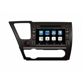 Wholesale Honda CIVIC 2014~2015 - Car Radio TV DVD GPS NAVI Audio & Video System