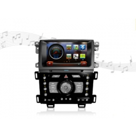 Wholesale Ford Edge 2013~2014 - Car DVD Player GPS Navigation WINCE 6.0 System