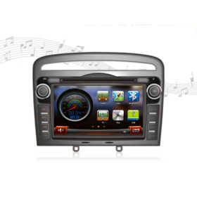 Wholesale Peugeot 408 2013~2014 - Car DVD Player GPS Navigation WINCE 6.0 System