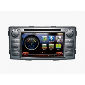 Wholesale Toyota Fortuner 2012~2014 - Car DVD Player GPS Navigation WINCE 6.0 System