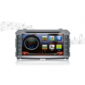 Wholesale Toyota Avanza 2011~2013 - Car DVD Player GPS Navigation WINCE 6.0 System