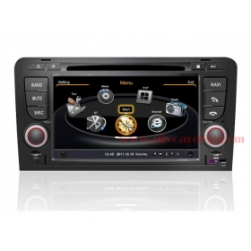 Wholesale Audi A3 2003~2013 - Car GPS Navigation DVD Player Radio Stereo S100 Multimedia System