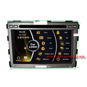 Wholesale Micro Rexton 2013~2014 - Car Stereo DVD Player GPS Navigation Radio HD MFD Screen 4-Core System