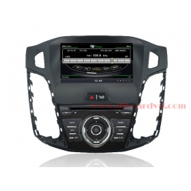 Wholesale Ford Focus 2012~2014 - Car GPS Navigation DVD Player Radio Stereo S100 Multimedia System