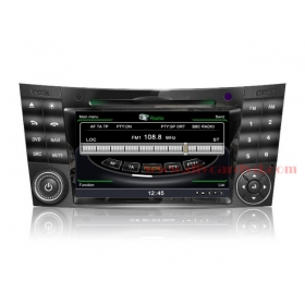 Wholesale Mercedes Benz E-Class W211 2002~2009 - Car GPS Navigation DVD Player Radio Stereo S100 Multimedia System