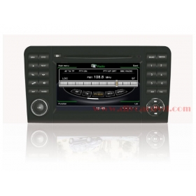 Wholesale Mercedes Benz ML-Class W164 2005~2012 - Car GPS Navigation DVD Player Radio Stereo S100 Multimedia System