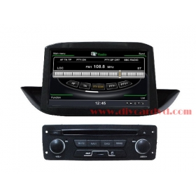 Wholesale Peugeot 308 2012~2013 - Car GPS Navigation DVD Player Radio Stereo S100 Multimedia System