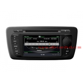 Wholesale SEAT Ibiza MK4 2008~2013 - Car GPS Navigation DVD Player Radio Stereo S100 Multimedia System