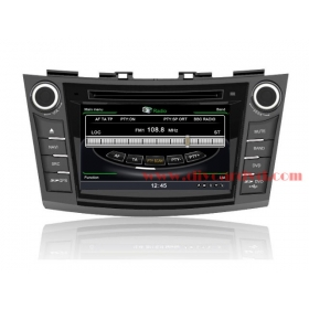 Wholesale Suzuki Swift 2011~2012 - Car GPS Navigation DVD Player Radio Stereo S100 Multimedia System