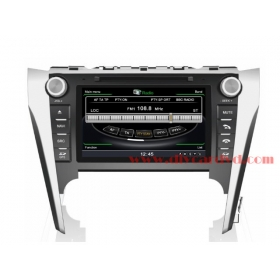 Wholesale Toyota Camry 2012~2013 - Car GPS Navigation DVD Player Radio Stereo S100 Multimedia System