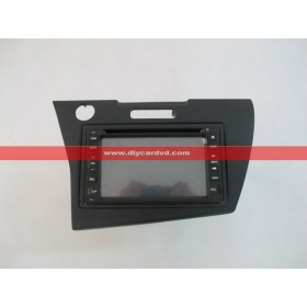 Wholesale Honda CRZ 2012~2013 - Car Radio Stereo DVD GPS Navigation System