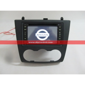 Wholesale NISSAN Altima 2007~2012 - Car Radio Stereo DVD Player GPS Navigation System