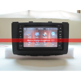 Wholesale NISSAN Rogue 2008~2012 - Car Radio Stereo DVD GPS Navigation System