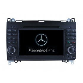 Wholesale Mercedes Benz A160 A170 - Car Stereo DVD GPS Navigation 1080P HD Screen System