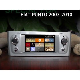 Wholesale FIAT Grande Punto 2012~2013 - Car Stereo Radio DVD GPS Navigation 1080P HD Screen System