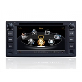 Wholesale Nissan Patrol 2013~2014 - Car GPS Navigation DVD Player Radio Stereo S100 Multimedia System