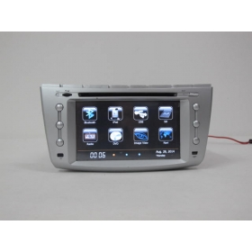 Wholesale Proton Persona 2008~2011 - Car Radio DVD Player GPS Navigation Advanced T107 System
