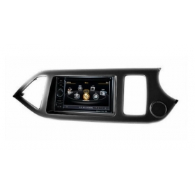 Wholesale KIA Picanto (R.H.D.) 2012~2014 - Car GPS Navigation DVD Player Radio Stereo S100 Multimedia System