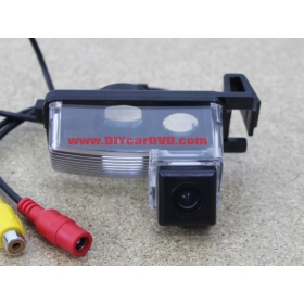 Wholesale Nissan Latio / Livina Geniss - Car Rear View Camera / Reverse Camera / Back Up Camera - Parking Reference Line & RCA