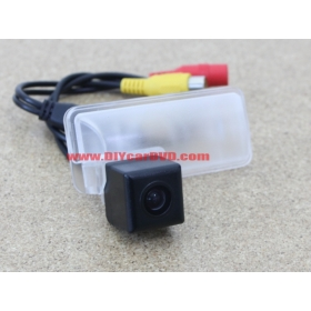 Wholesale Subaru Forester SJ - Car Rear View Camera / Reverse Camera / Back Up Camera - Parking Reference Line & RCA