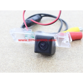 Wholesale VW Volkswagen EOS - Car Rear View Camera / Reverse Camera / Back Up Camera - Parking Reference Line & RCA