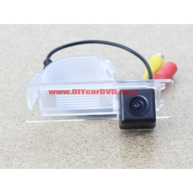 Wholesale Skoda Rapid 2012~2015 - Car Rear View Camera / Reverse Camera / Back Up Camera - Parking Reference Line & RCA