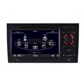 Wholesale Audi A4 2002~2008 - Car Stereo Radio DVD GPS Navigation 1080P HD Screen System