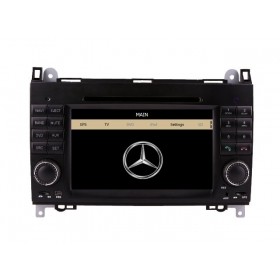 Wholesale Mercedes Benz Sprinter W906 2006~2012 - Car Stereo Radio DVD GPS Navigation 1080P HD Screen System