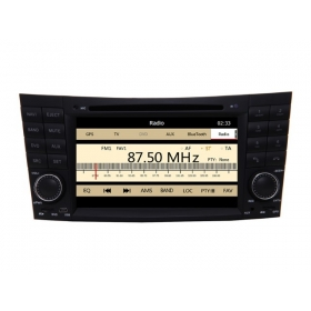 Wholesale Mercedes Benz CLS500 CLS550 2005~2011 - Car Stereo DVD GPS Navigation 1080P HD Screen System