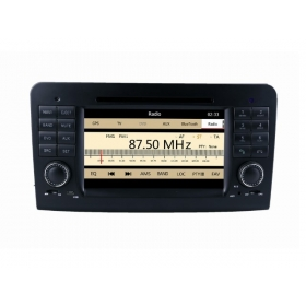 Wholesale Mercedes Benz ML 63 AMG 2005~2011 - Car Stereo DVD GPS Navigation 1080P HD Screen System
