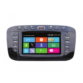 Wholesale FIAT Punto 2012~2013 - Car Stereo Radio DVD GPS Navigation 1080P HD Screen System